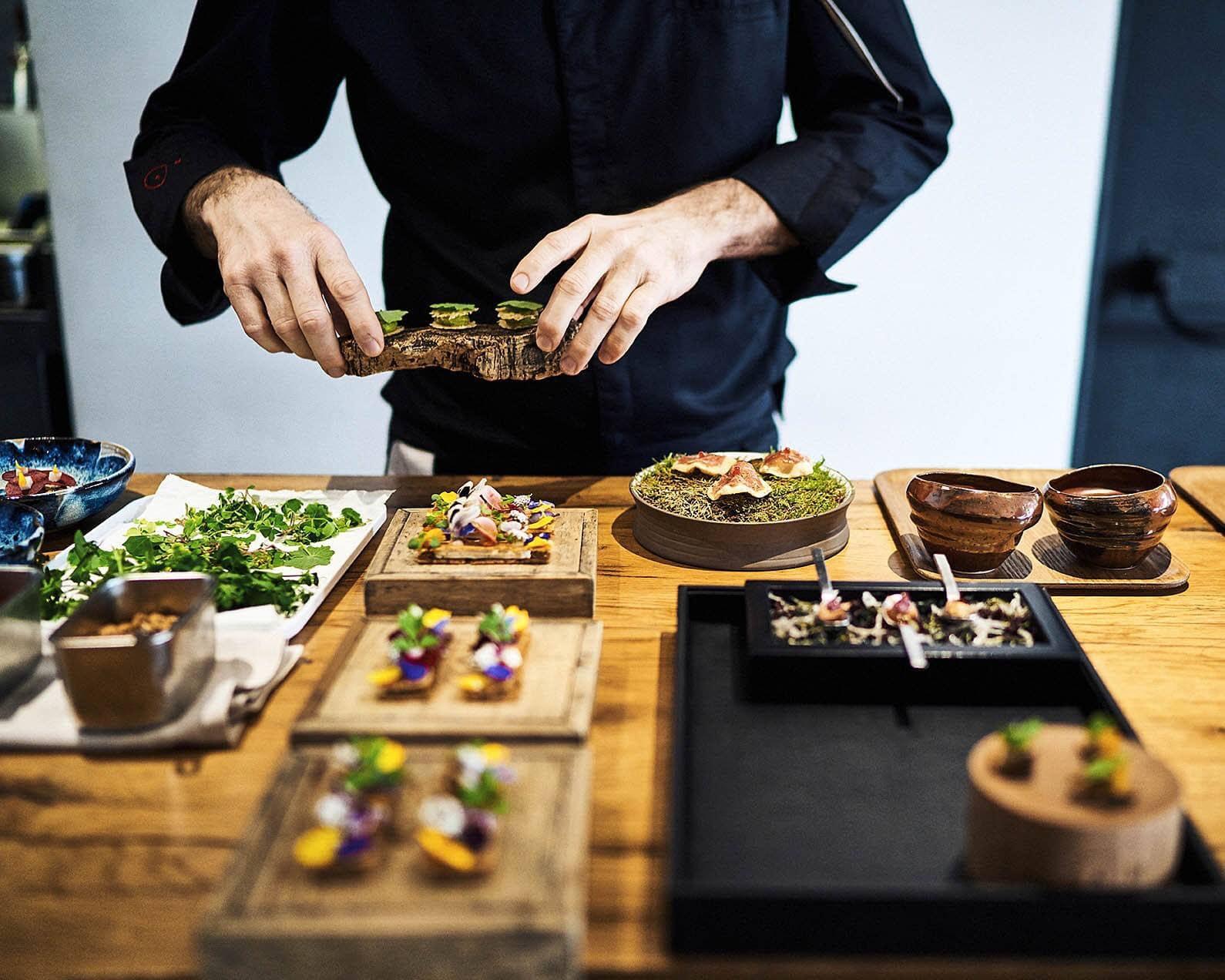 Découvrez le palmarès 2021 du Guide Michelin — Gastronomie