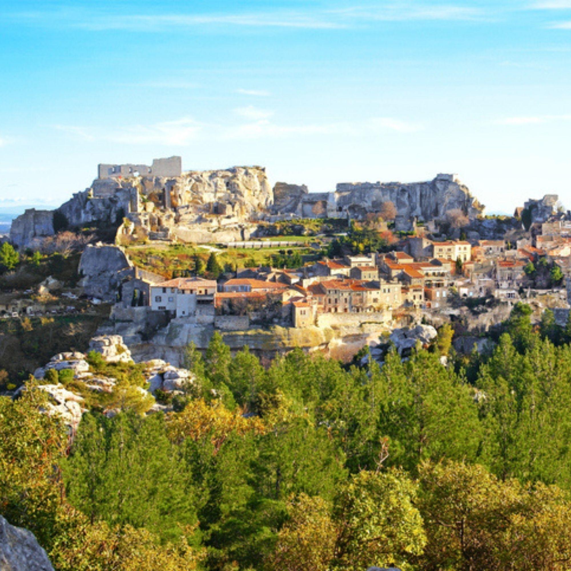 Les Baux de Provence - iStock