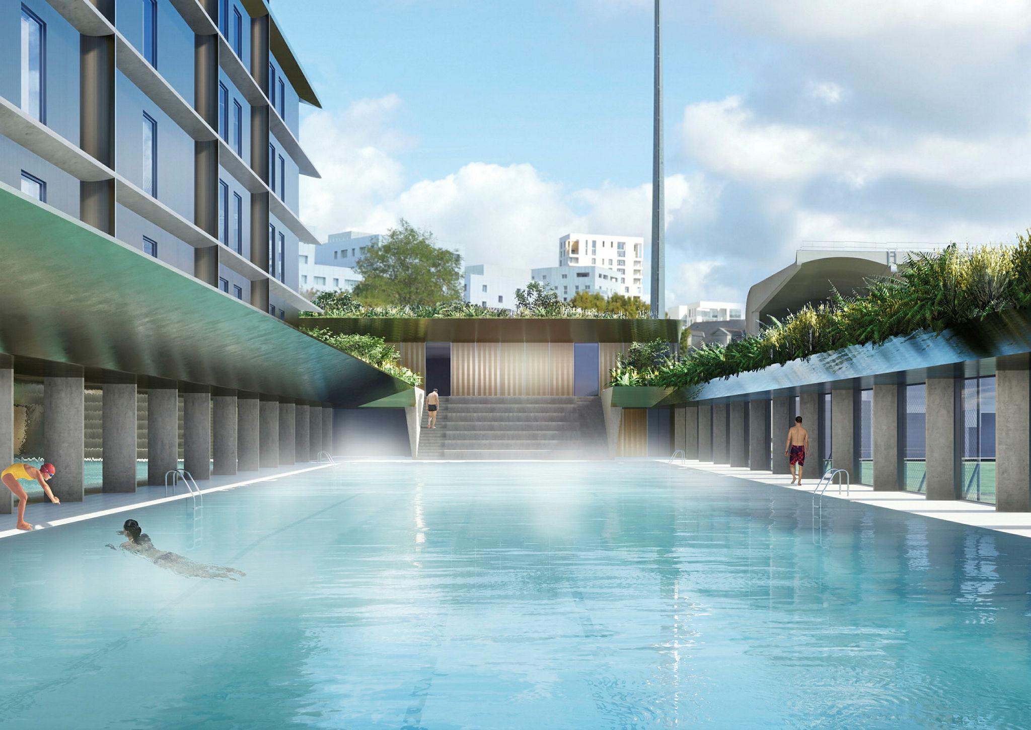 piscine nordique