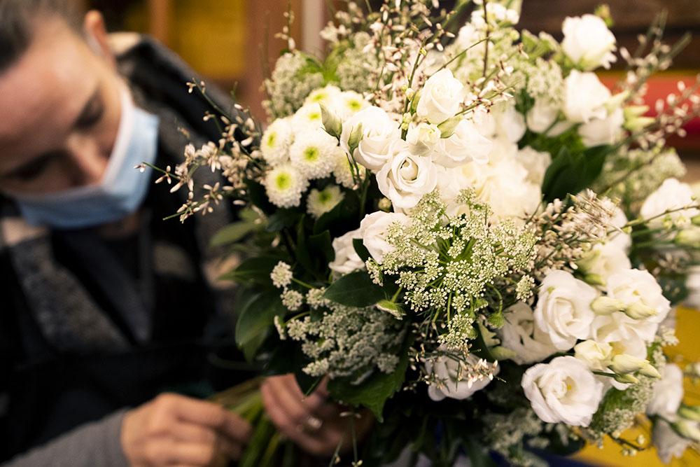 amapola fleuriste paris bouquet