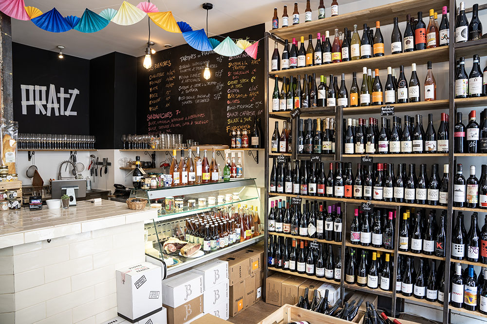 pratz bar a vin nature paris