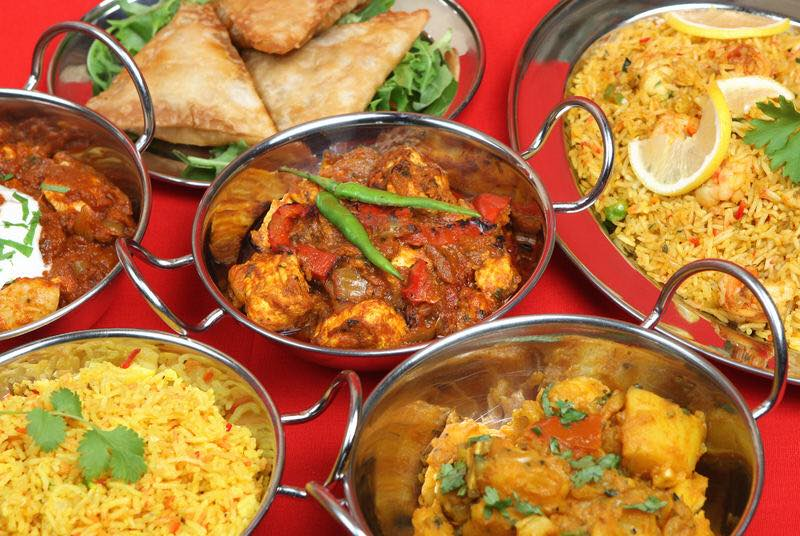 Top restaurants indiens Toulouse