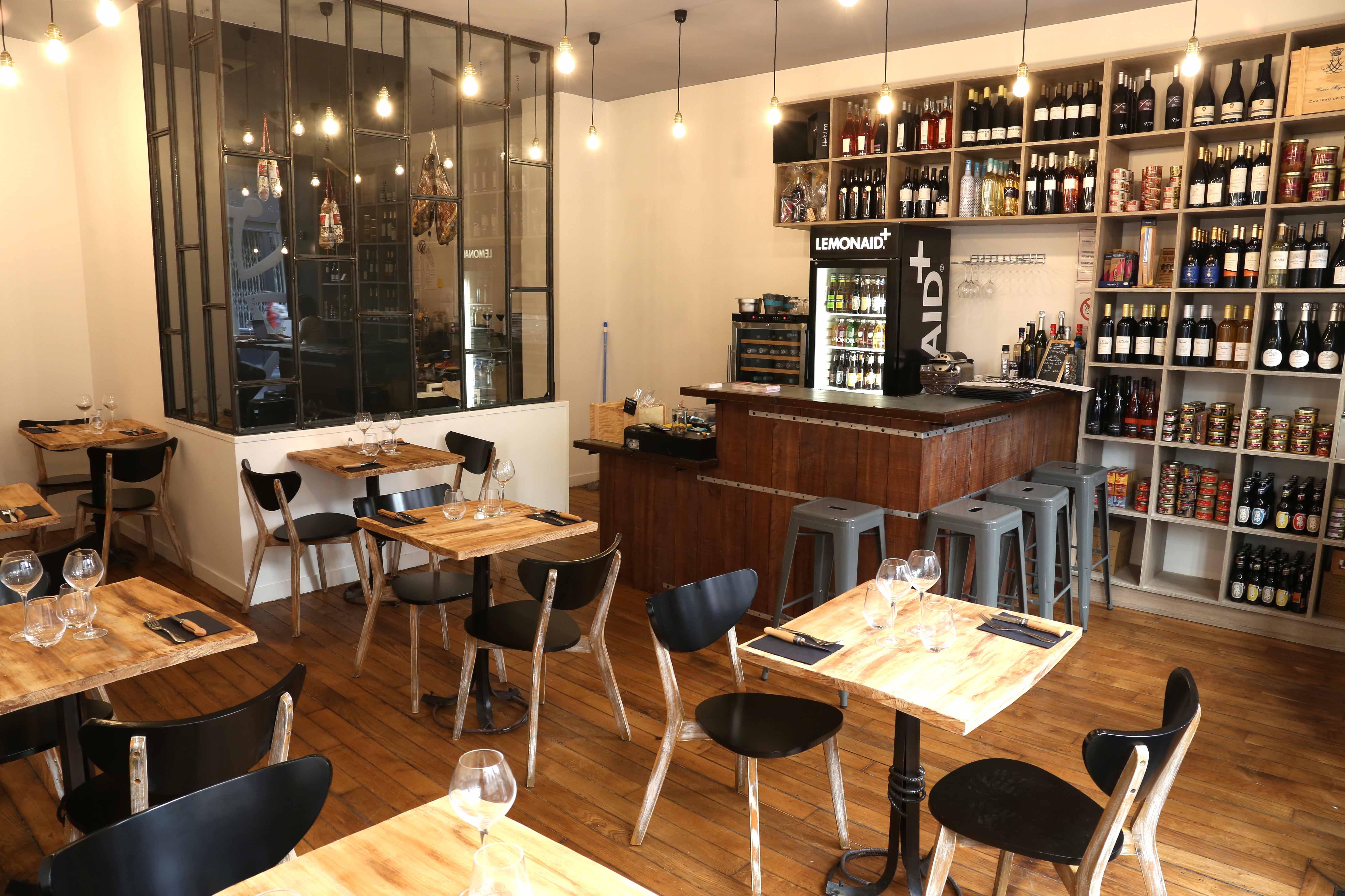 Les meilleurs bars vin o trinquer paris - Comptoir gourmand toulouse ...
