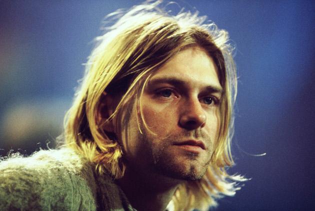 Kurt Cobain - Icône