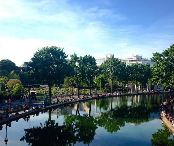10 spots pour bronzer tranquille for Jardin villemin