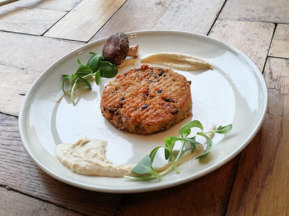 champignons burger