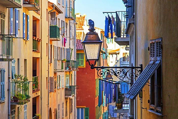 Visiter Nice Vieux Nice