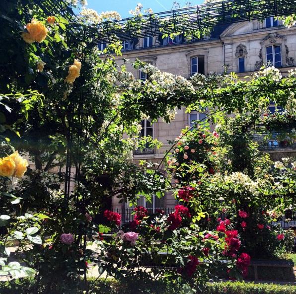 Nos endroits pr f r s pour faire une petite sieste - Jardin romantique definition nantes ...