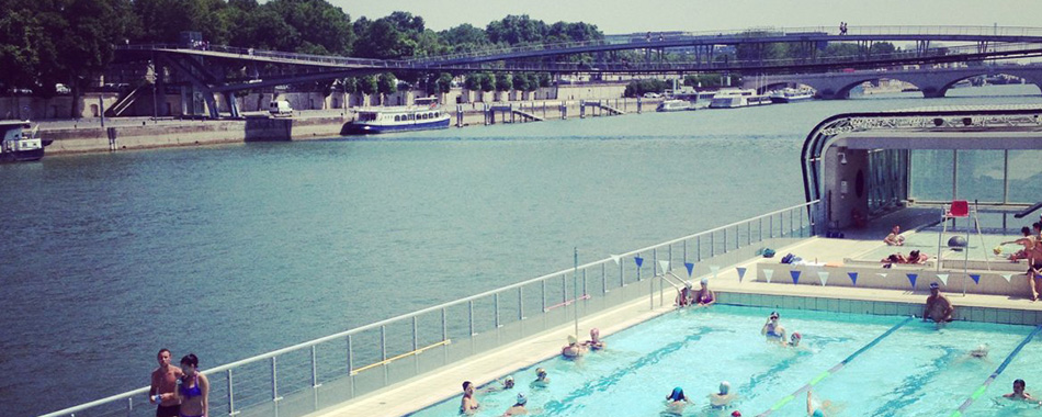 Les plus belles piscines en plein air de paris for Piscine 50m toulouse