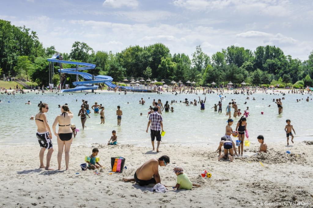 Les plages les plus proches de paris - Piscine plage paris asnieres sur seine ...