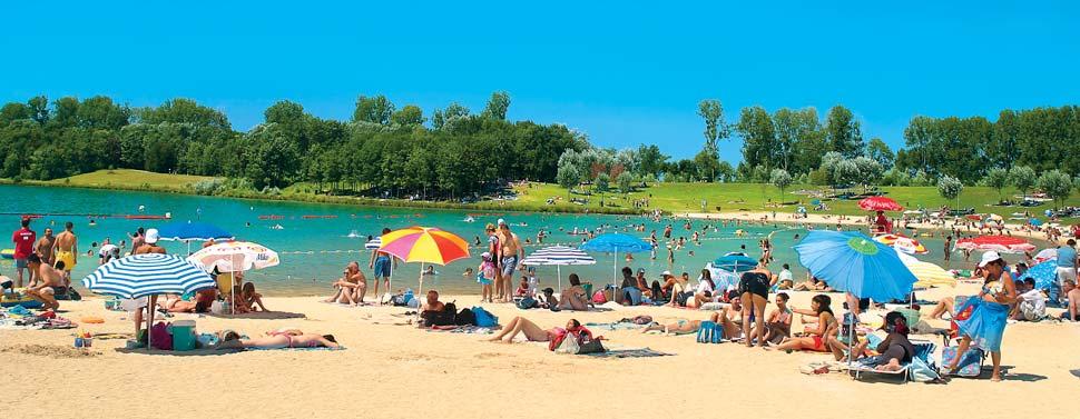 Les plages les plus proches de paris for Piscine la plus proche
