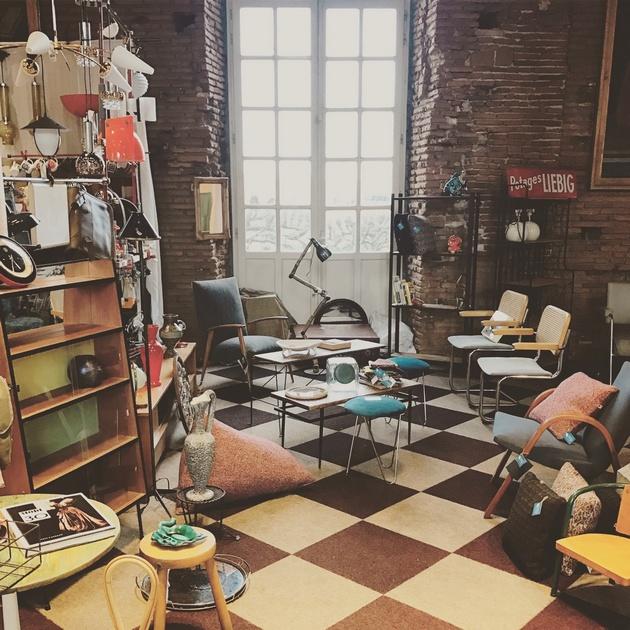 le salon toulouse vintage est de retour pour sa troisi me. Black Bedroom Furniture Sets. Home Design Ideas