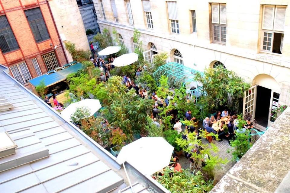 Les plus jolies terrasses cach es de l 39 t - Terrasse jardin municipal nice ...