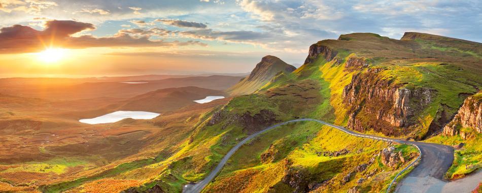 Une randonnée en solitaire de 153 km dans les Highlands écossais