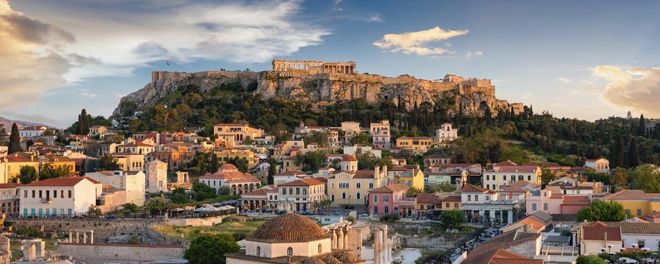 Athènes en un week-end